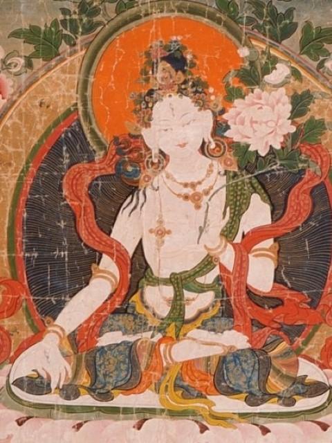 New Year Yidam Course: The Practice of White Tara - Grüner Baum EN
